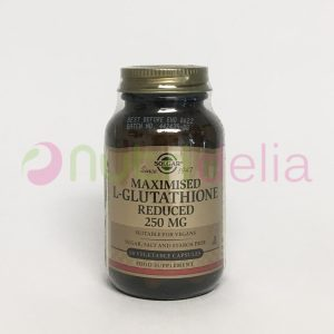 L-Glutation-solgar-nutridelia