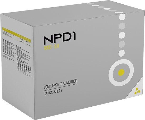 NPD1-120 cápsulas