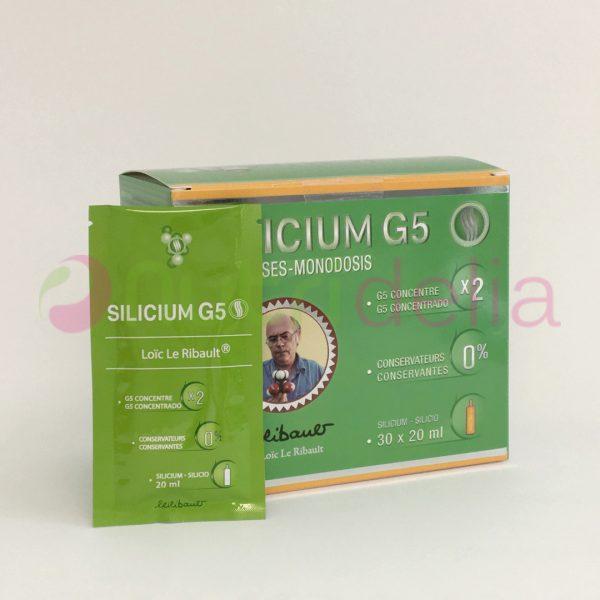 SILICIUM-G5-Sobres-Monodosis-LOÏC-LE-RIBAULT
